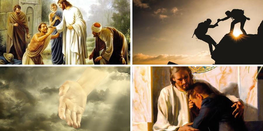 Imágenes sobre la misericordia