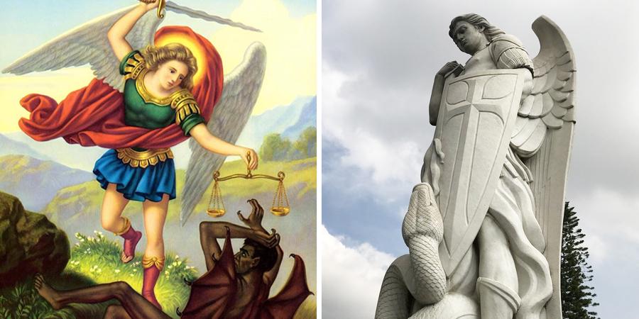 Imágenes de San Miguel Arcángel