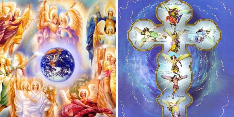 Imágenes de los 7 arcángeles