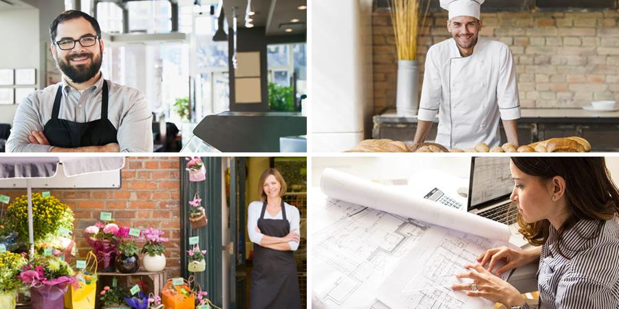 Imágenes de negocios pequeños