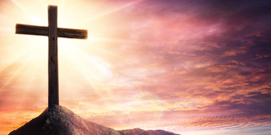 La cruz católica