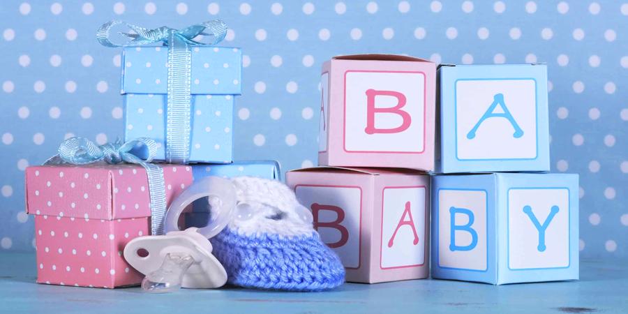 imágenes de decoración para baby shower